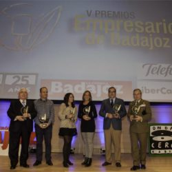 Sánchez Trancón premiado en la Crónica de Badajoz y Onda Cero