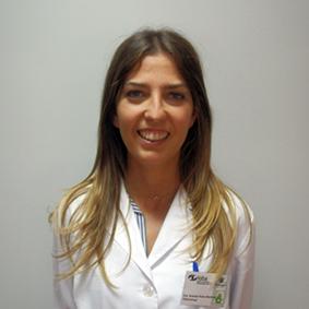 Doctora Soledad Rubio Martínez