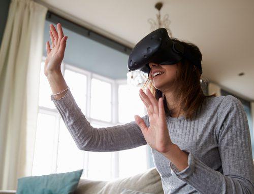 Realidad virtual, atención a los ojos.