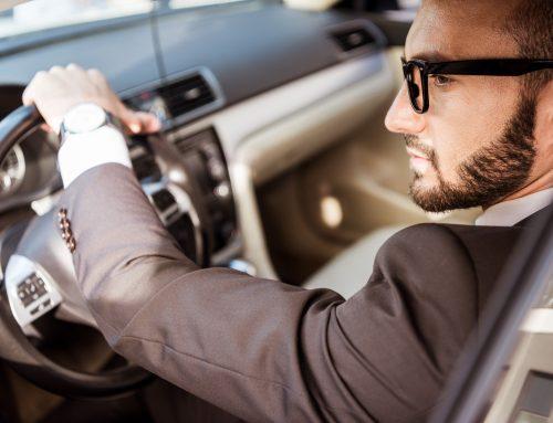 La visión en la conducción.