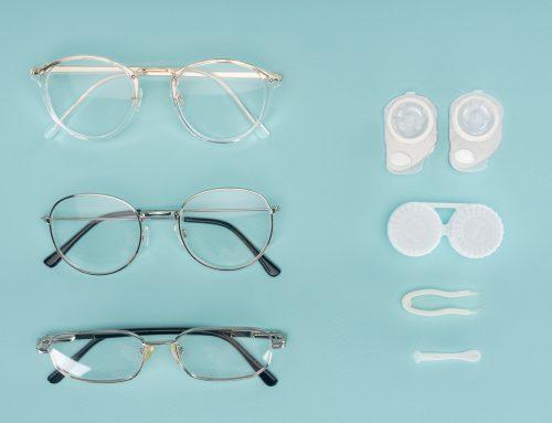 ¿Gafas o lentilllas? Pros y contras