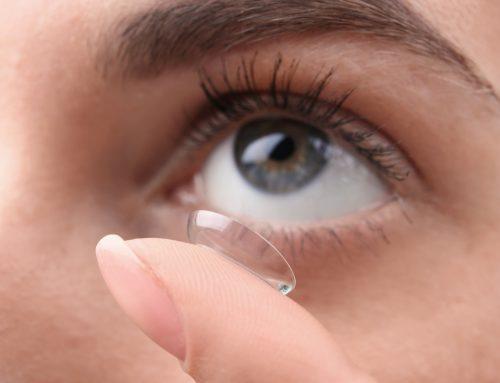 Recomendaciones para el uso de lentes de contacto
