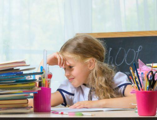 Problemas visuales y rendimiento escolar