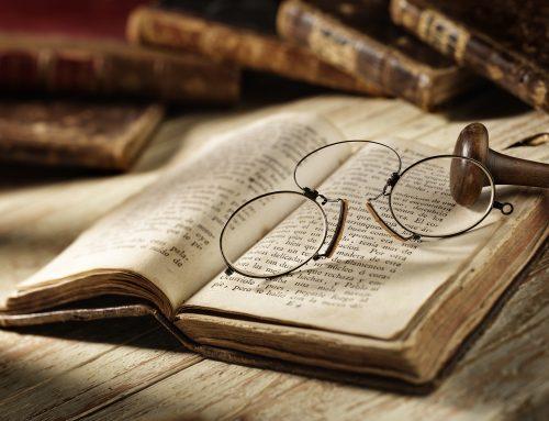 ¿Quién inventó las gafas?