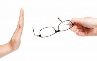 Vista oftalmólogos.