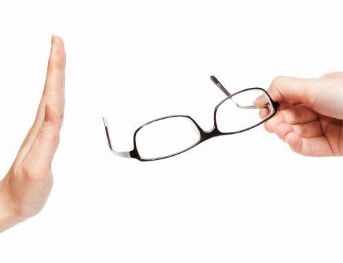 10 razones para decir adiós a las gafas