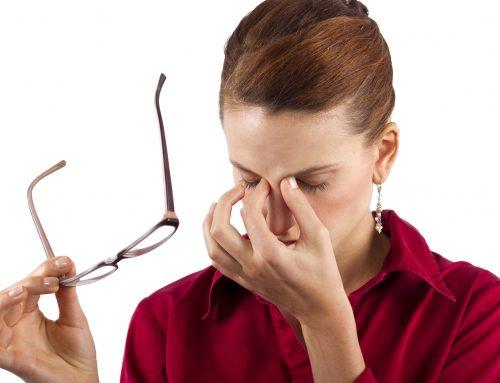 Hábitos perjudiciales para la vista