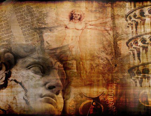 ¿Tenía estrabismo Leonardo da Vinci?