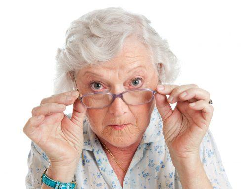 4 problemas de la vista asociados a la edad.