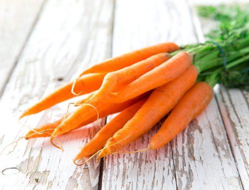 Las zanahorias mejoran la vista. ¿Mito o verdad?