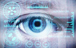 Biometría del iris. Cuando somos identificados por nuestros ojos.